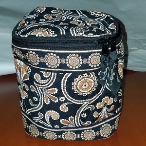 Vera Bradley Tall Cosmetic Bag